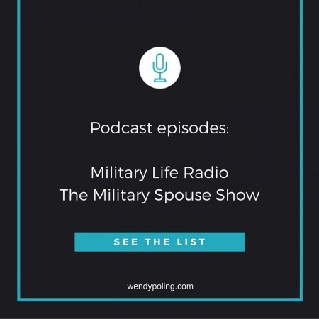 Podcast List - Military Life Radio - The Military Spouse Show